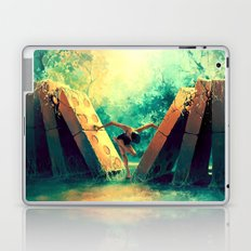TAURUS from the Dancing Zodiac Laptop & iPad Skin
