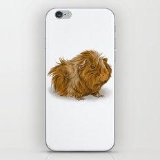 grumpy old guinea pig  iPhone & iPod Skin
