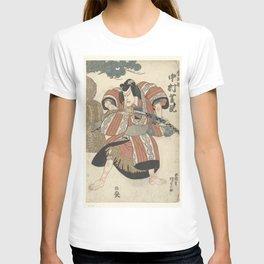 Samurai Warior T-shirt