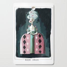 Madame Carnivale Cutting Board