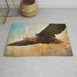 The Essence Of The Eagle Rug