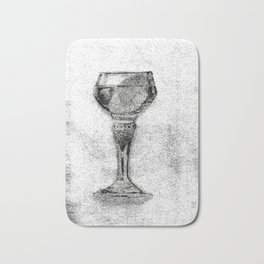 Glass Bath Mat