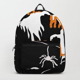 Monsters Happy Halloween Backpack
