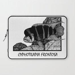 Frontosa Cichlid Laptop Sleeve