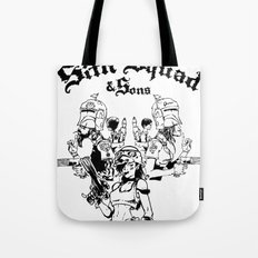 Sith Squad and Sons Tote Bag