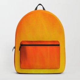 Mark Rothko Inspired Fire Painting Backpack