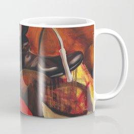 The Fox and the Hound Coffee Mug