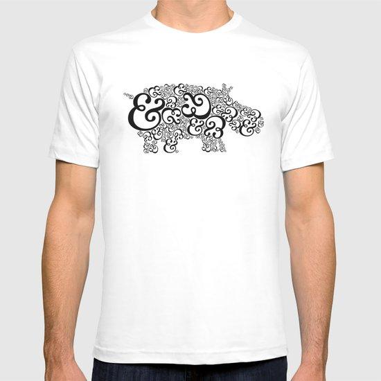 Ampersand Hippo T-shirt