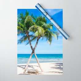 Carribean Wrapping Paper