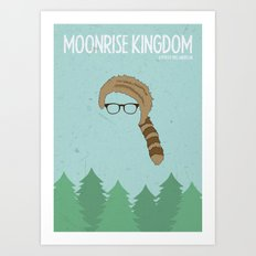 Moonrise Kingdom-1 Art Print