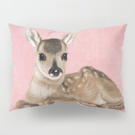 Small fawn Pillow Sham