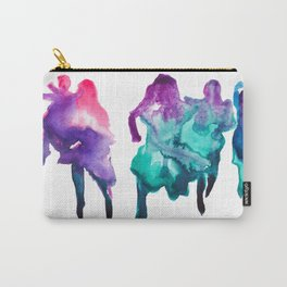 Run like a girl Carry-All Pouch