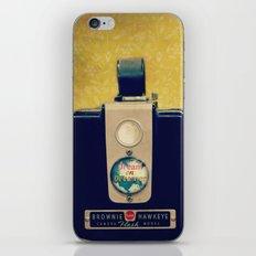 Dream on Dreamer II iPhone & iPod Skin