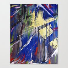 SLASHBURN Canvas Print