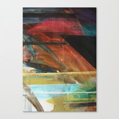 Art textiles Canvas Print