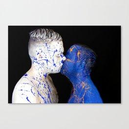 XX - XX Canvas Print