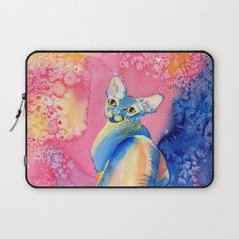 Sphynx Cat 3 Laptop Sleeve