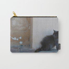 Grecian Cat Carry-All Pouch