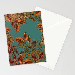 Dark Forest (Copper) Stationery Cards