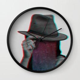 Faceless - 3 Wall Clock