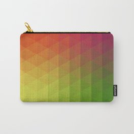 pattern of geometric shapes Carry-All Pouch