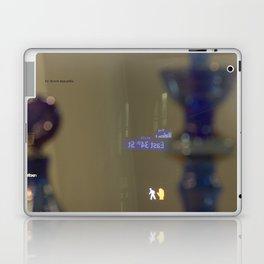 blue east Laptop & iPad Skin