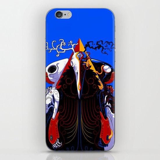 Overlord iPhone & iPod Skin