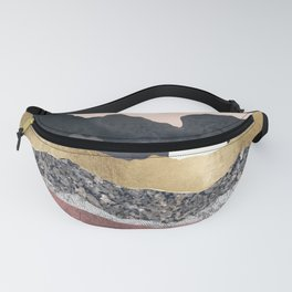 Frost Reflection Fanny Pack