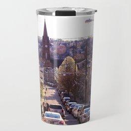 Boroughs of Philadelphia Travel Mug
