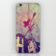 Wires iPhone & iPod Skin