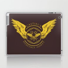 Castiel's Heavenly Honey Laptop & iPad Skin