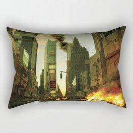 Deep Infection Rectangular Pillow