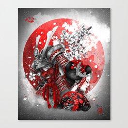 Kokoro Canvas Print