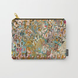 new leopard confetti rose Carry-All Pouch