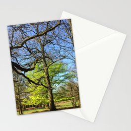 Spring In An English Park Stationery Cards