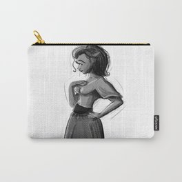 Mademoiselle Carry-All Pouch