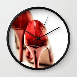 A little hesitation... Wall Clock