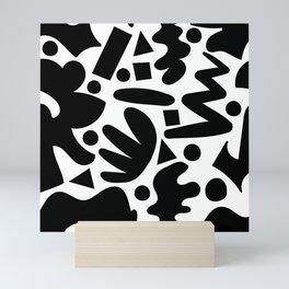 Abstract Pattern 13 Mini Art Print