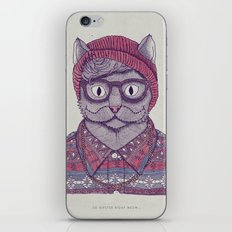So Hipster iPhone & iPod Skin