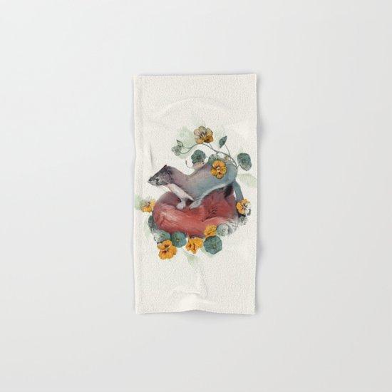 Stoat & Fox Hand & Bath Towel