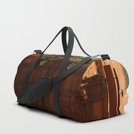 A New Mexico Entrance Duffle Bag