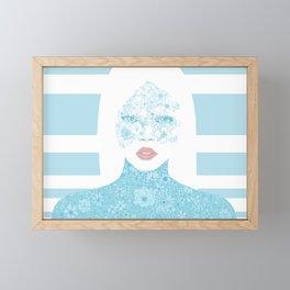 A Beautiful Nobody Framed Mini Art Print