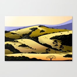 Grant Ranch Canvas Print