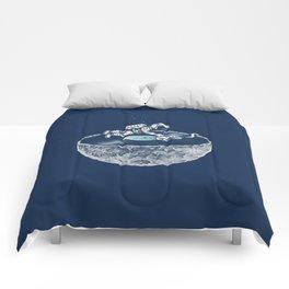 Space Tune Comforters