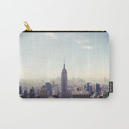 Manhattan - Empire State Building Pano | colored Carry-All Pouch