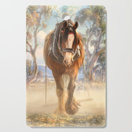 The Clydesdale Cutting Board