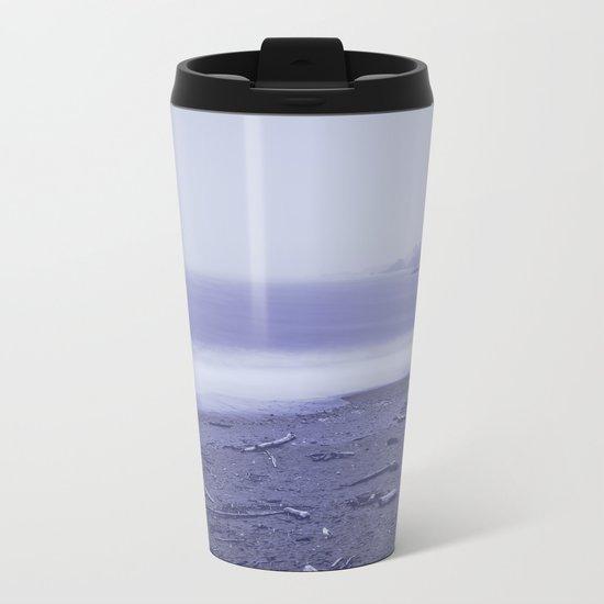 Ocean Secrets Metal Travel Mug