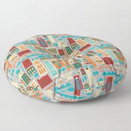 My Fair Milwaukee Floor Pillow