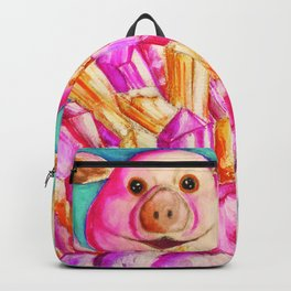 Porky Crystal Power Backpack