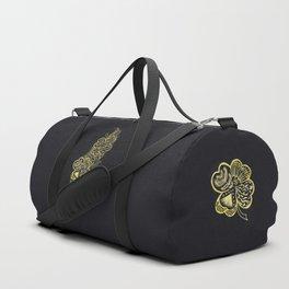 Four-leaf clover Duffle Bag